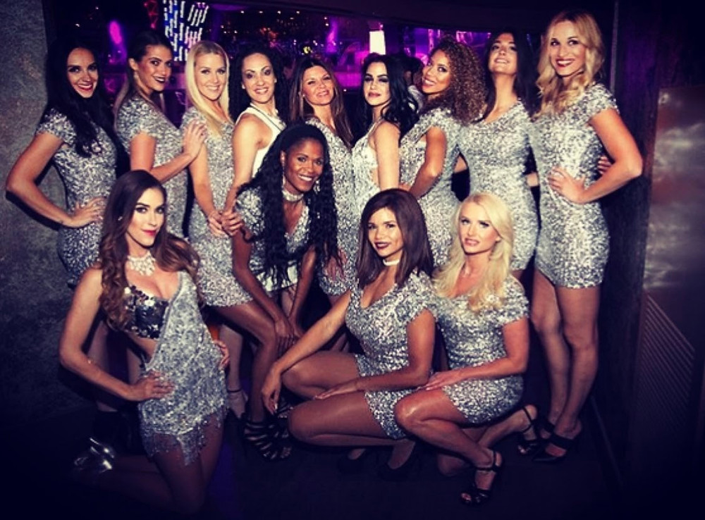 hostesses and dancers