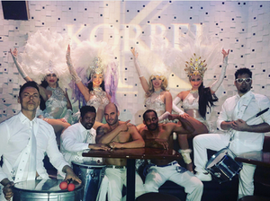 Entertainment for Latin theme events and parties