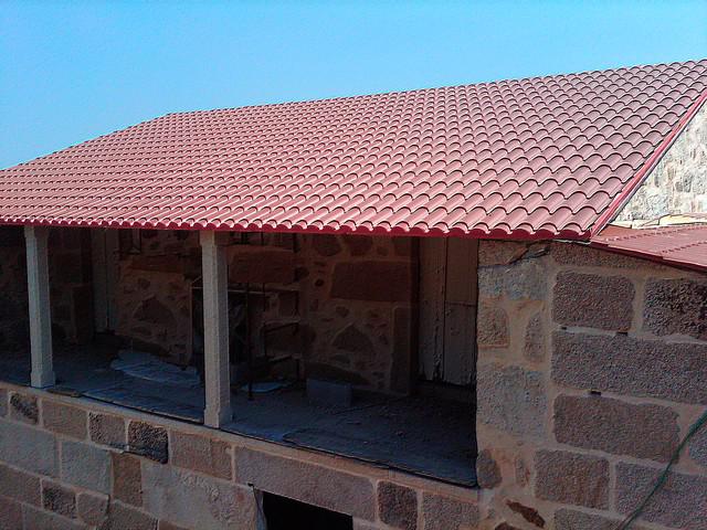Painel Imitação telha
