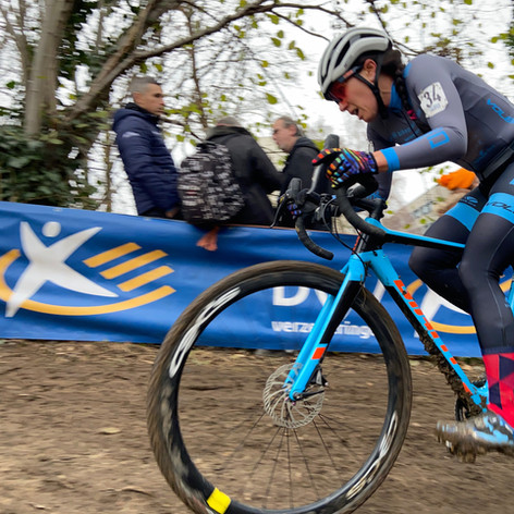 DVV Verzekeringen trofee Brussels Universities Cyclocross