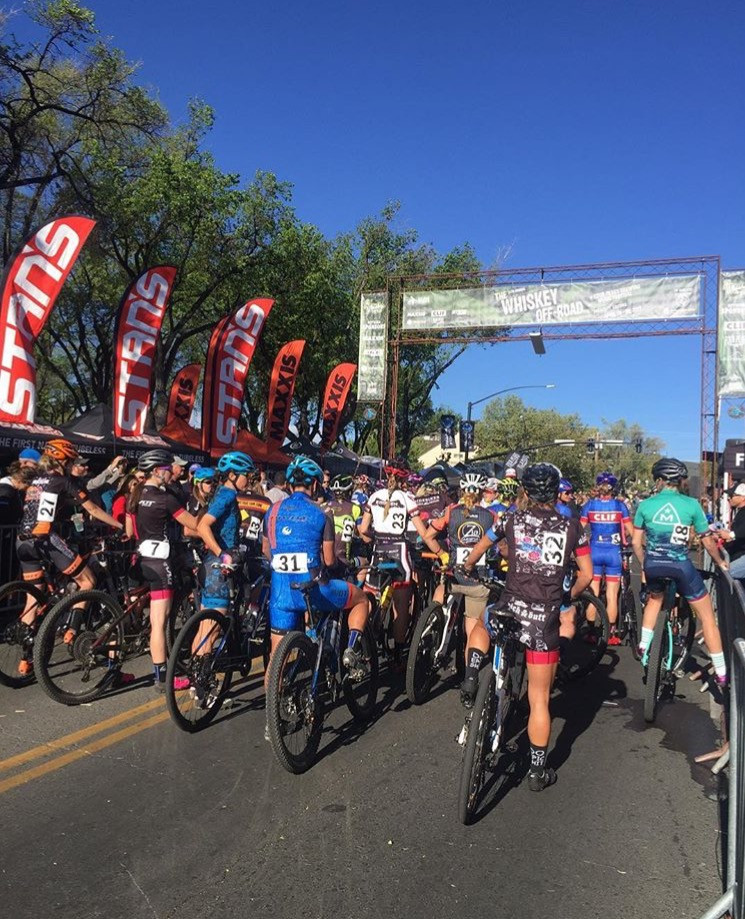getting the fat tire crit started