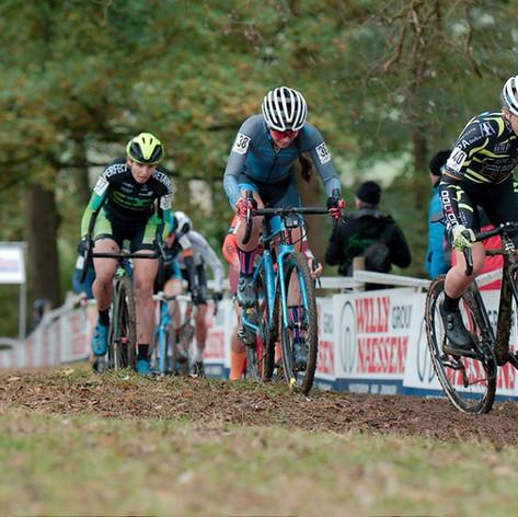 DVV Verzekeringen trofee Koppenbergcross