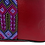 Thumbnail: Cristina Orozco Red Leather Backpack