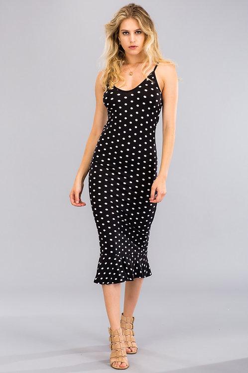 Capella: Ruffled Cami Dress