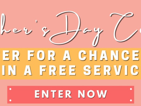 Enter Our Mother's Day Contest!