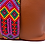 Thumbnail: Cristina Orozco Brown Leather Backpack