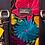 Thumbnail: AngeLozano Camila Black Leather Handbag