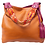 Thumbnail: Cristina Orozco Brown Leather Shoulder Handbag