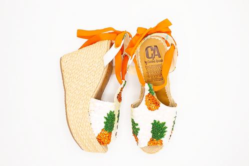 Carolina Acevedo Pineapple Wedges