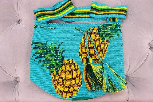 Handmade Pineapple Shoulder Bag