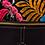 Thumbnail: AngeLozano Chiapas Black Leather Backpack