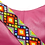 Thumbnail: Cristina Orozco Purple Leather Luna Handbag