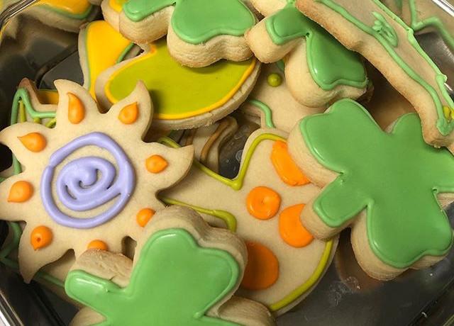 Vanilla Cutout Cookies