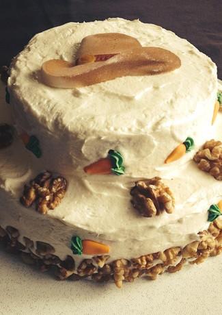 Carrot Cake,