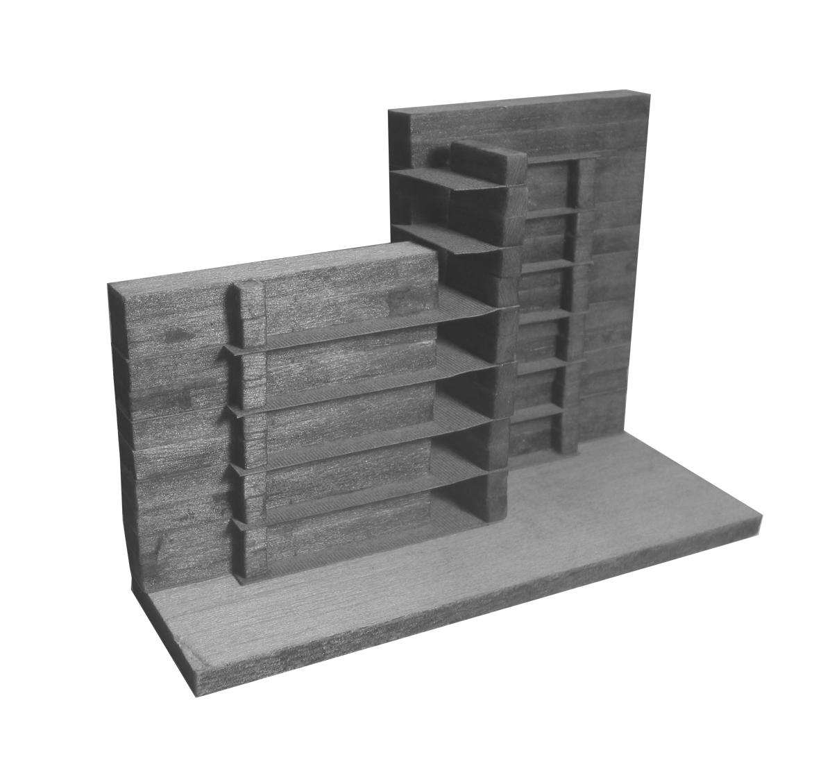 Maqueta 5º Arquitectura
