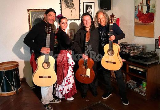 Metallica-flamenco-Instituto-Kirk-Hammet
