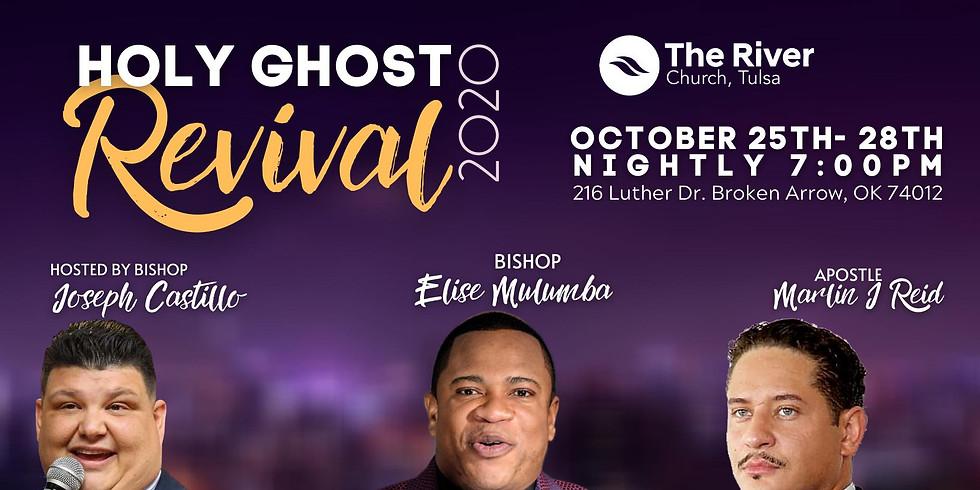 Holy Ghost Revival Meetings