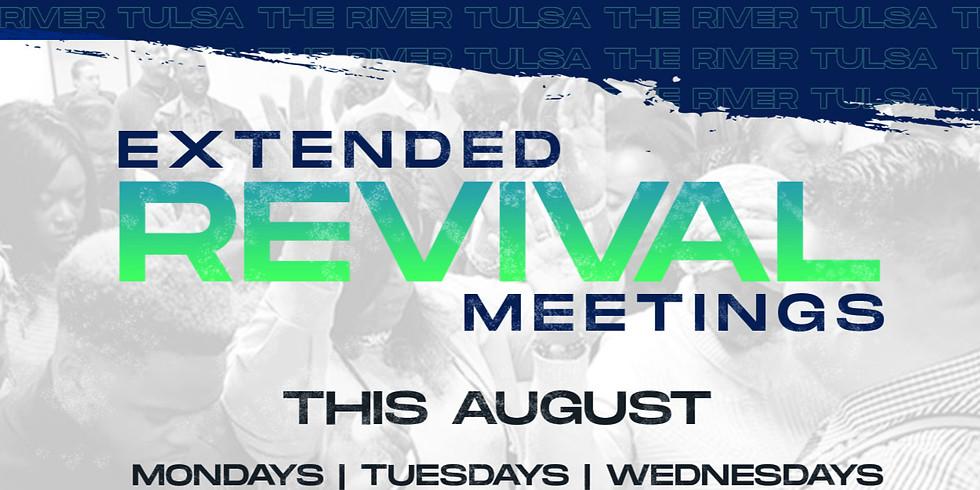 Extended Revival Meetings