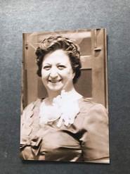 Giuseppes Nonna Teresa from Sicily