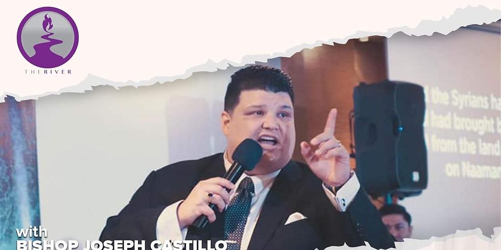 Join Bishop Castillo in Detriot - The River