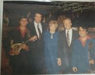 President  Carter w/ Tino Vivacqua
