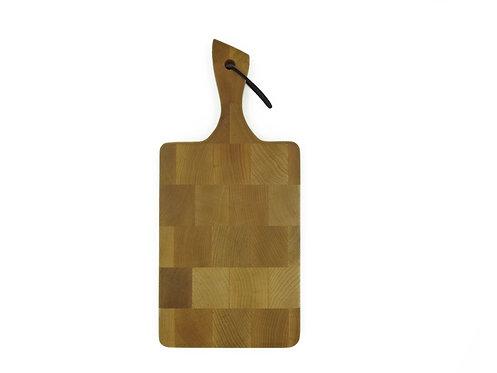 End-Grain Cheese Board