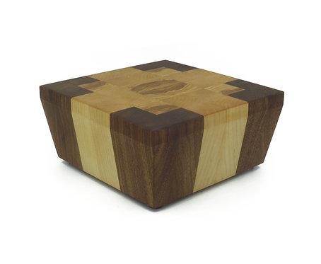 ChopBlok 36 - Ash, Hard Maple + Walnut