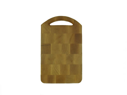 End-Grain Cheese Board