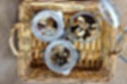 Vetrtus d'un assortiment de noix et d'oléagineux
