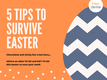 5 Teeth Tips For Easter