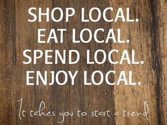 Shop Local – A Community Mindset