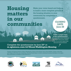 "Housing experts ask PMCC for input: ""Complete this short survey to help understand the housing"