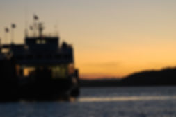 Quadra Queen II BC Ferries Port McNeill