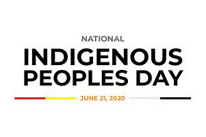 We are celebrating Indigenous Peoples Day June 21st - and Indigenous business!