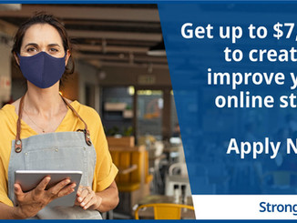 Launch your business online with Government Funding