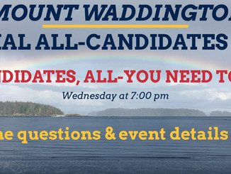 All-Candidates Meeting; All-You Need to Know. (Including the questions.)