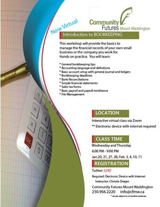 CFMW - offering a suite of business training courses this winter