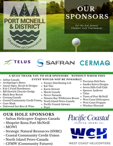 Third Annual Golf Tournament A Success - With Thanks To Our Sponsors