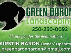 Member Feature - Green Baron Landscaping