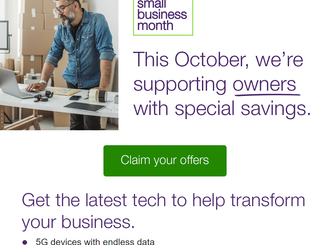 TELUS Offers for Small Business Month (Sponsored Post)