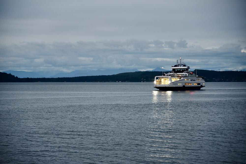 Island Aurora, Port McNeill