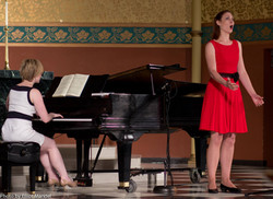 WFMT Rush Hour Concert, July 2014