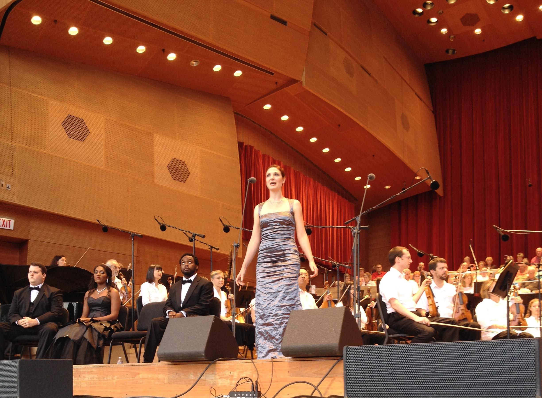 Soloist, Grant Park Music Festival