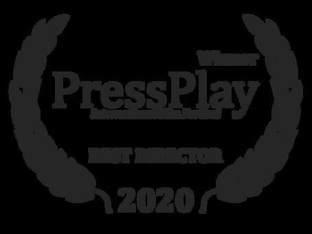 海外映画祭でW受賞
