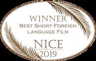 Nice WINNER - Best Short Foreign Languag