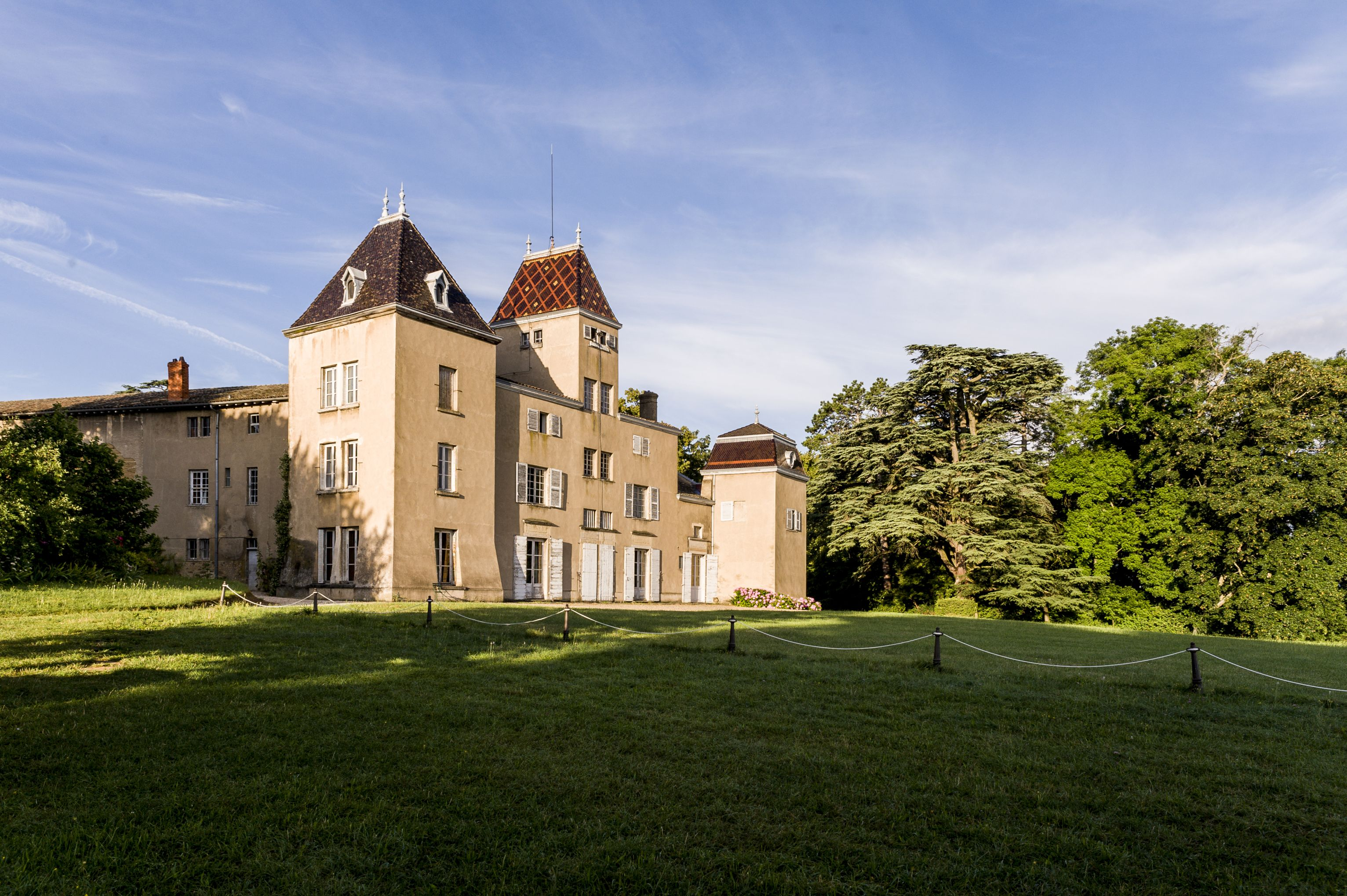 Le Château de Machy