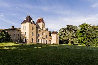 Le château de Machy, lieu de création du Théatre de l'Arc en Ciel