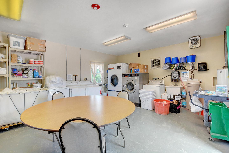Full Laundry Facility