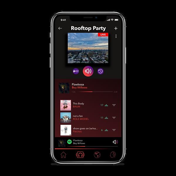SS Setlist iPhone X_iphonexspacegrey_por