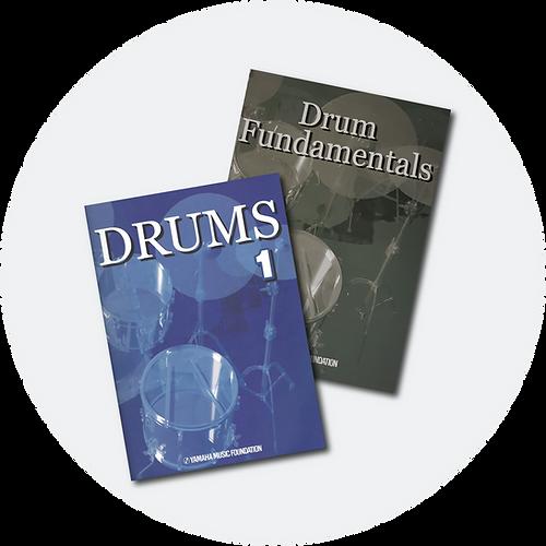 Buy the Yamaha Drum Encounters & Drum Fundamentals bundle